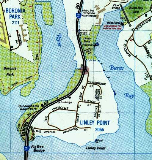 Linley point